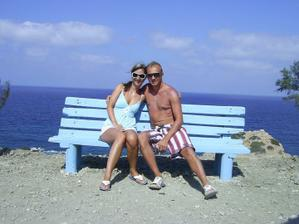 naše dovolená :) Karpathos