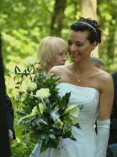 spokojená nevěsta