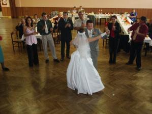 svatební taneček I.