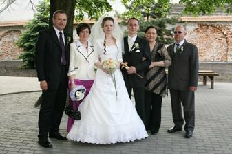 A jedna s nasimi milovanymi rodicmi...