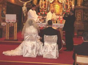 Pred oltarom, kde sme si slubili vernost