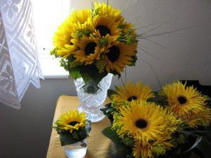 Naše květiny.