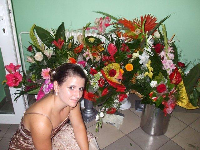 Petra Puškášová{{_AND_}}Rudolf Lastovička - naše kvetinky