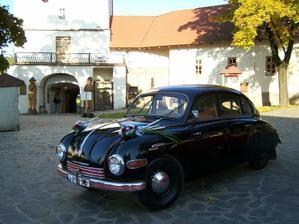 O starém autě jsem snila:)