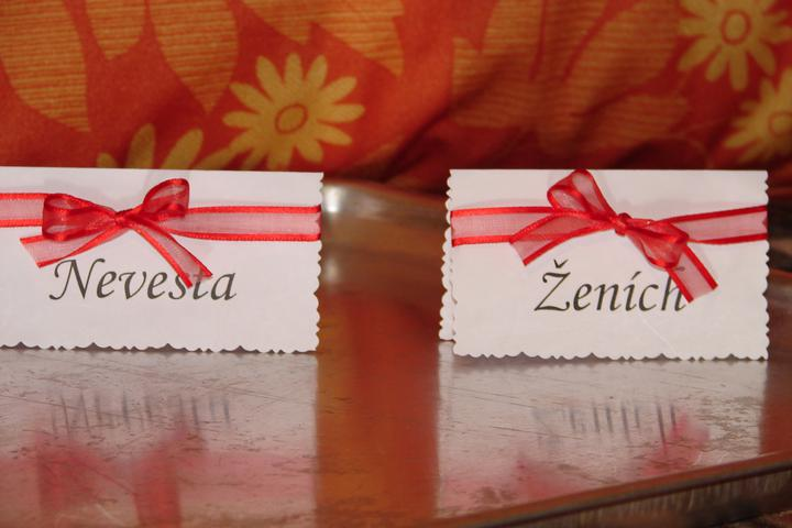 Maťka a Romanko, ľúbime sa, berieme sa 11.6.2011 - a toto su nase :-)