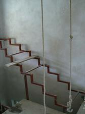 Svařené schody