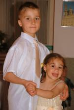 moje dve uzasnne deti
