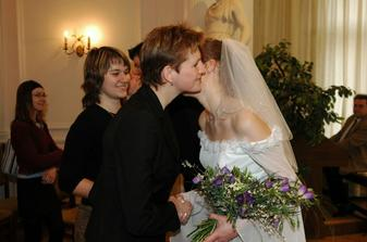 Kamila, Mája a Zuzka gratulují