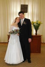 Takhle vypadají novomanželé