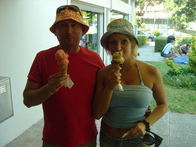 Micka+macko - ...v Taliansku...