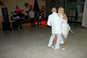 náš prvý taneček