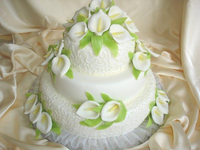 Veronika a Marek - aj tato tortička sa mi páči