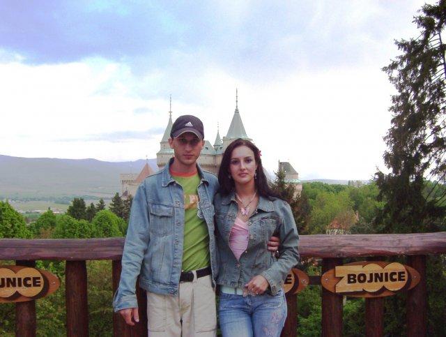 Veronika a Marek - moj macko a ja