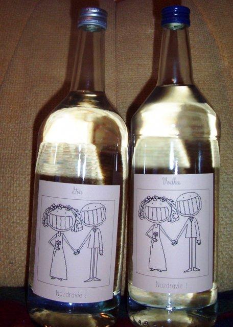 Veronika a Marek - Vodečka a Gin