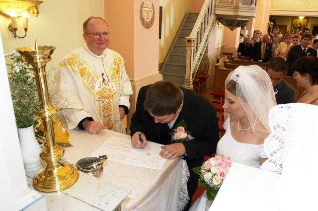 Mirka Jaslovská{{_AND_}}Paľko Farkaš - Podpis ženícha