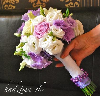 """""""Keby som sa mohla odviazať, moja svadba snov by vyzerala takto..."""" - kvetinky pre kvetinku"""