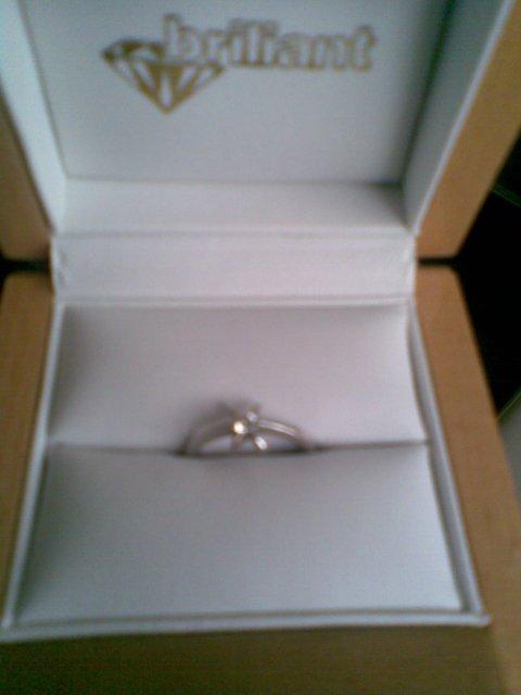 Z+P 10.máj 08 - Moj snubny prstienok :-)
