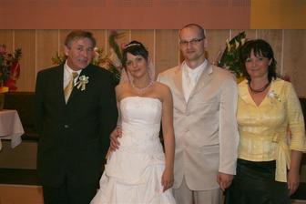 Moji rodicia.