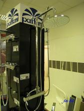 sprcha Paffoni - pri nej je relax zaručený