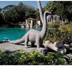 dinosaurus do zahrady