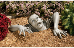 Zombie do zahrady