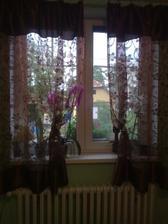 Okno v obyvacke ...foto mobil...