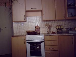 kuchynu sme skladali sami