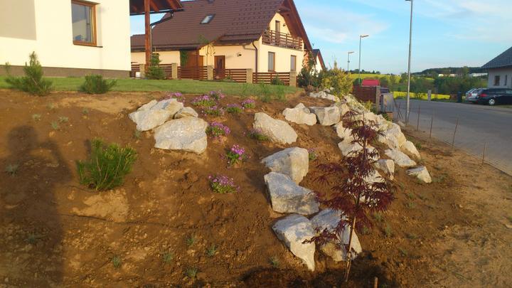 Zahrada - Den druhý