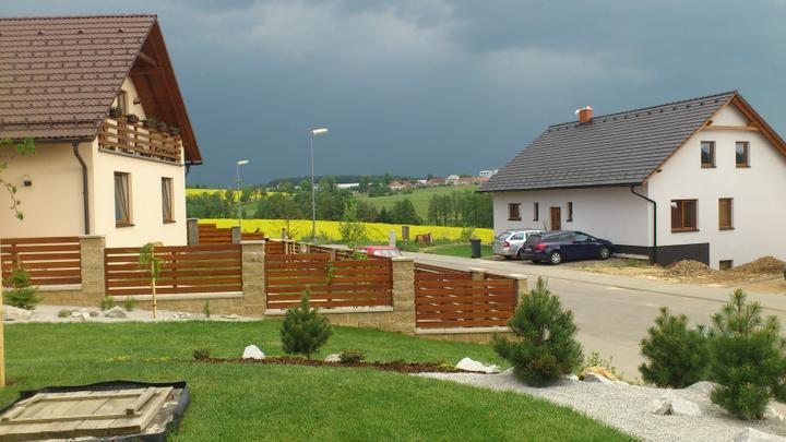 Zahrada - Od Brna se nám pěkně mračí