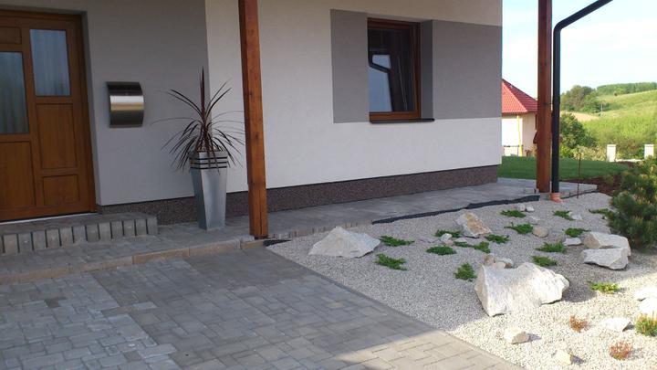Zahrada - Trochu změna...