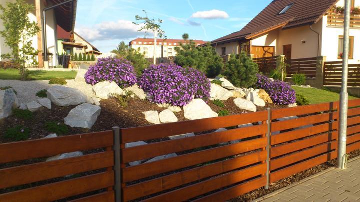 Zahrada - Podzimní...