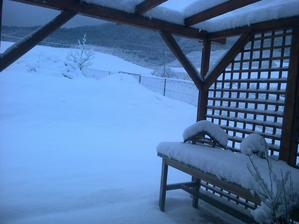 zima na Orave 1.2.2015