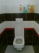 hurá máme záchod:-)