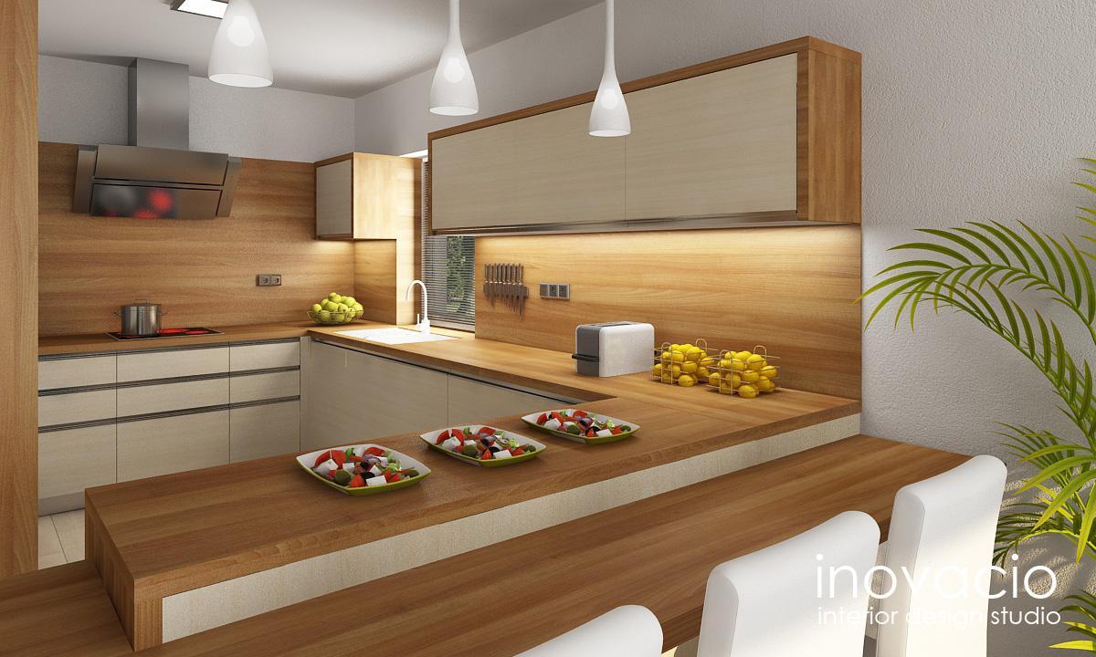 Projekt interiéru a exteriéru rod.domu Bratislava 2014 - Obrázok č. 3
