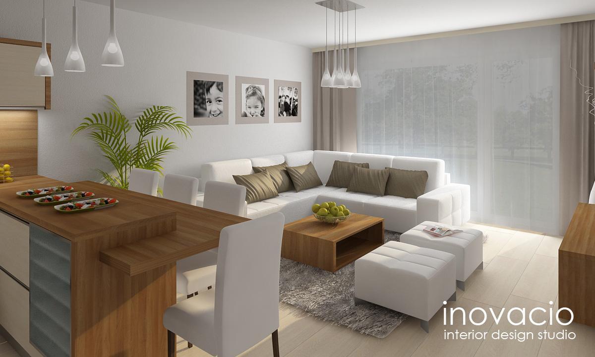 Projekt interiéru a exteriéru rod.domu Bratislava 2014 - Obrázok č. 8