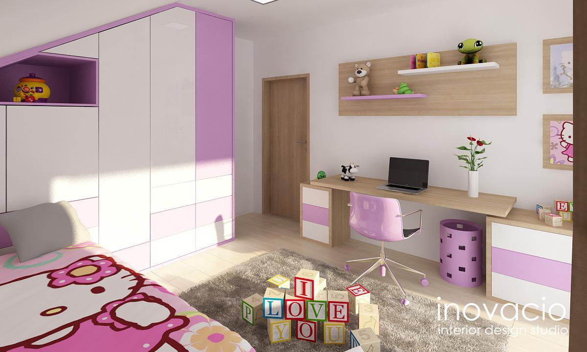 Projekt interiéru a exteriéru rod.domu Bratislava 2014 - Obrázok č. 25