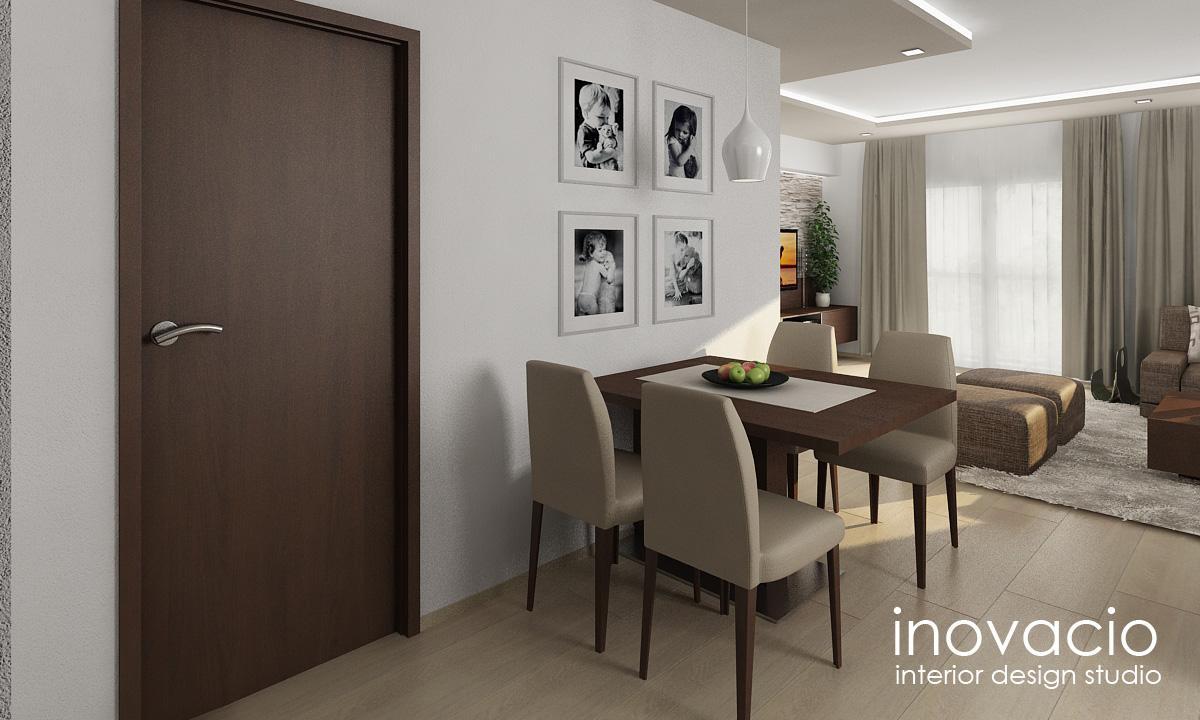 Projekt interiéru rod.domu Senec 2014 - Obrázok č. 7