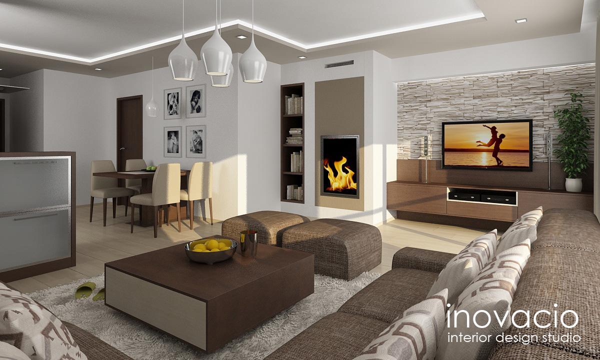 Projekt interiéru rod.domu Senec 2014 - Obrázok č. 10