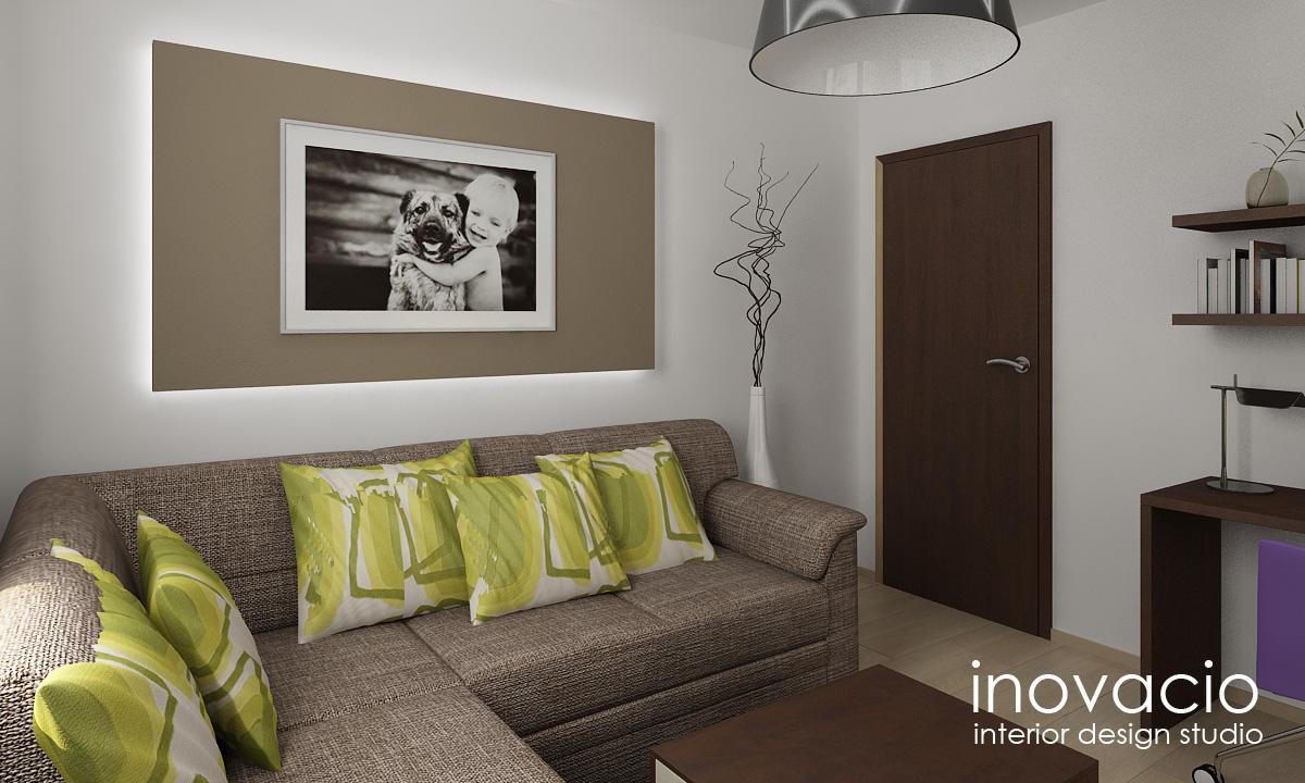 Projekt interiéru rod.domu Senec 2014 - Obrázok č. 14