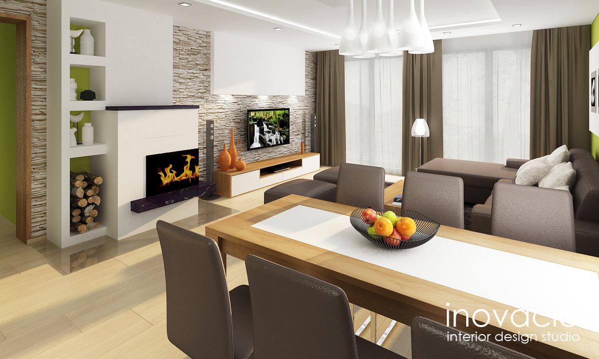 Projekt interiéru rod.domu Levice 2014 - Obrázok č. 15