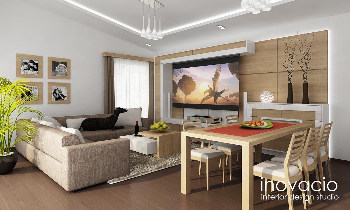 Projekt obývačky Poprad - Obrázok č. 2