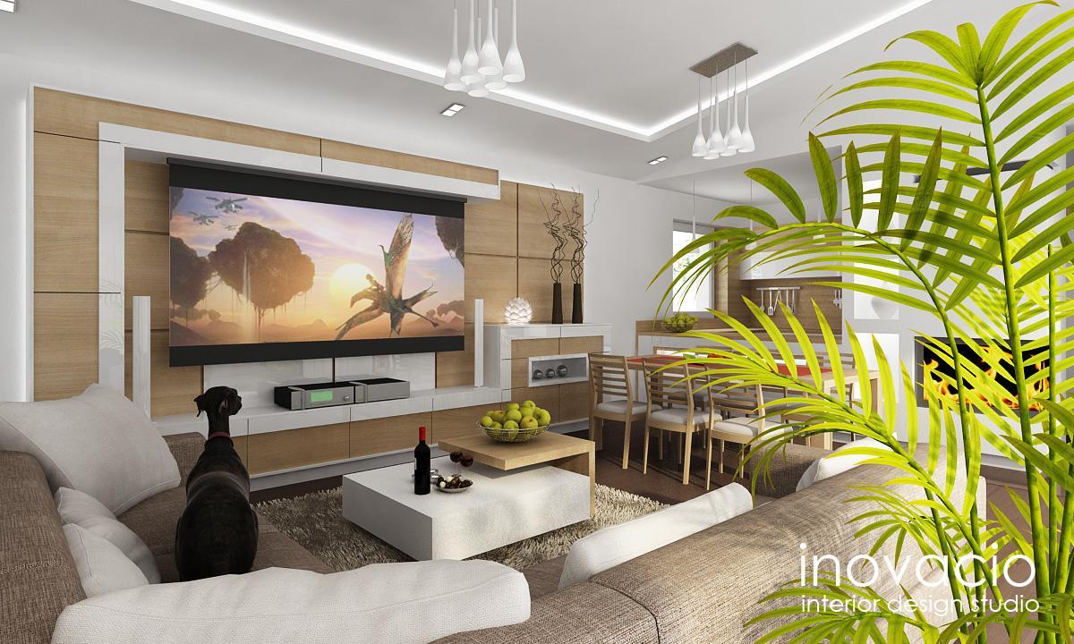 Projekt obývačky Poprad - Obrázok č. 1