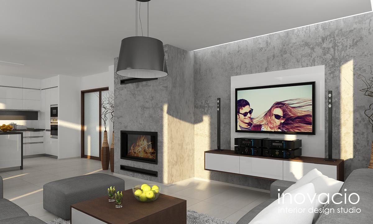 Projekt obývačky a kuchyne Veľké Vozokany 2014 - Obrázok č. 10