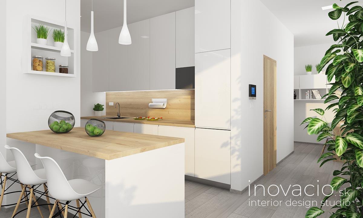 Kuchyňa - Zvolen 2018 - byt - Obrázok č. 1