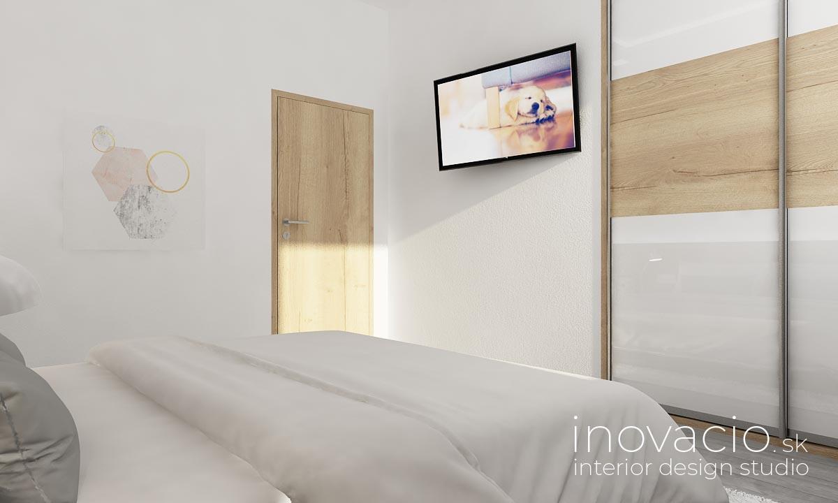 Spálňa Zvolen 2018 - byt - Obrázok č. 4