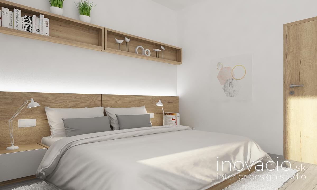 Spálňa Zvolen 2018 - byt - Obrázok č. 1