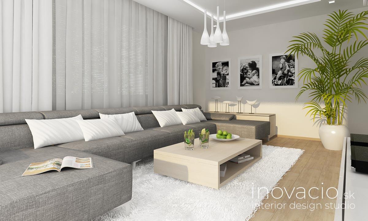 Interiér obývačky vo Veľkých Vozokanoch 2018 - Obrázok č. 3