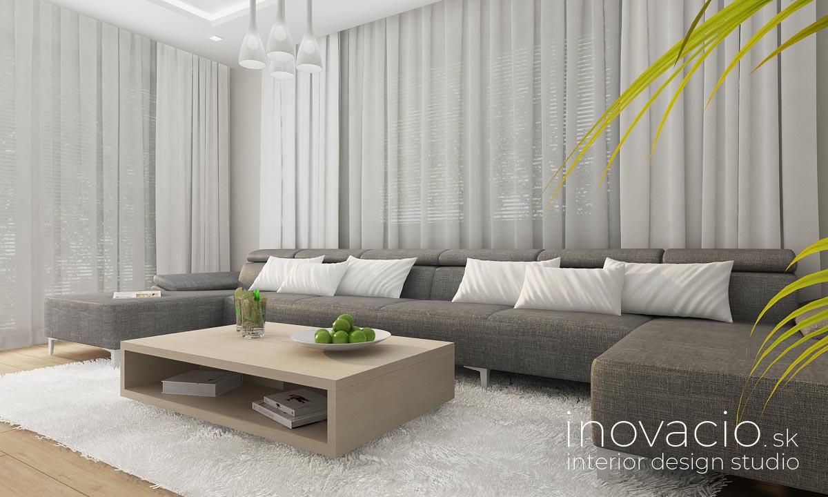 Interiér obývačky vo Veľkých Vozokanoch 2018 - Obrázok č. 4