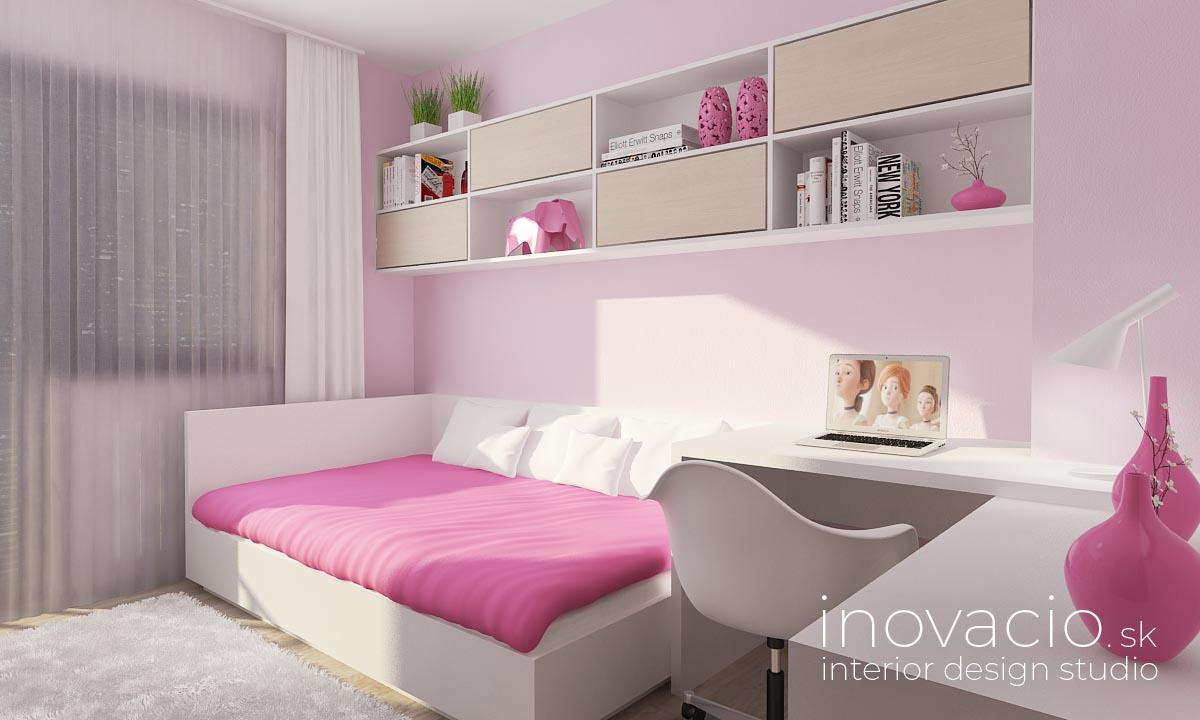 Inovacio - interiér detskej izby Rejdová 2019 - rodinný dom - Obrázok č. 1