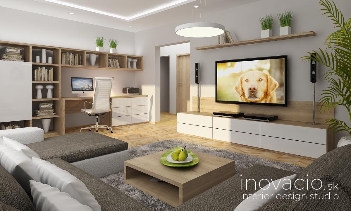 Inovacio - interiér obývačky Levice 2019 - Obrázok č. 1